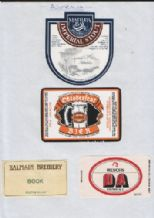 Collectible old 9 beer label bottle labels Australia     #009
